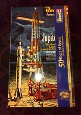 "Revell JUPITER ""C"" 50 th Anniversary Rocket and Launch Sealed #88126 ©1958/2006"