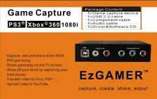 EzCAP Classic EzGAMER Game Capture DeviceFor PS3, XBOX 360