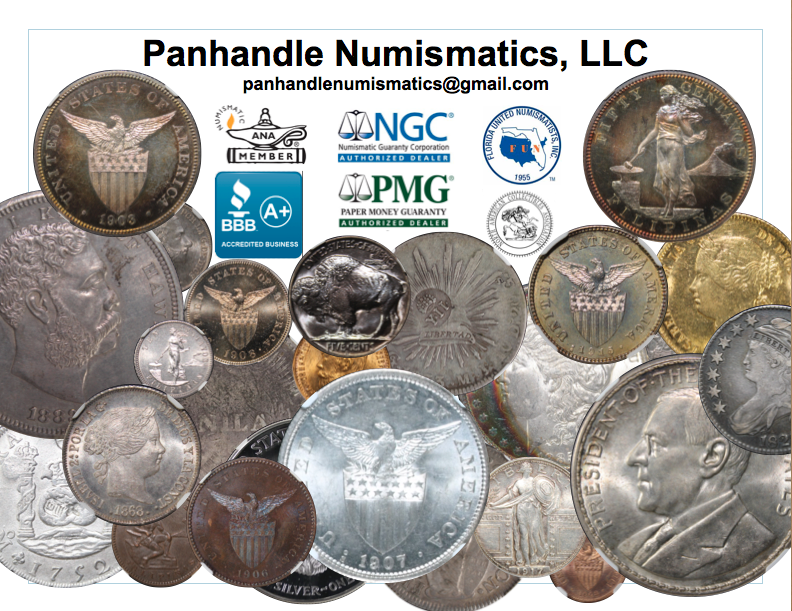 Panhandle Numismatics, LLC