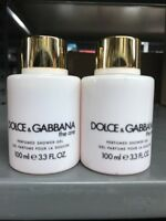 DOLCE And GABBANA THE ONE PERFUMED SHOWER GEL 200 ML/6.7 FL.OZ.
