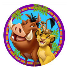 The Lion King Cake Topper Edible Birthday Party Decoration Image Guard
