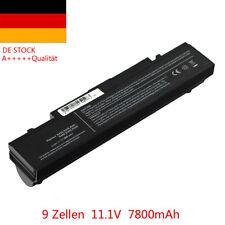 7800mah Akku für SAMSUNG AA-PB9NC6B AA-PB9NS6B R520 R530 R580 R730 R780 Batterie
