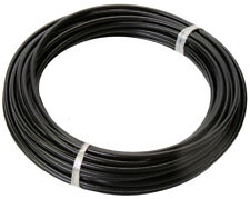 BICYCLE BIKE BLACK BRAKE CABLE HOUSING 25 FOOT ROLL UNLINED NEW