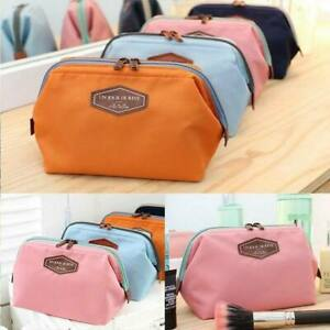 Women Cosmetic Bag Multifunction Makeup Travel Toiletry Case Pouch