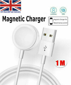 For Apple Watch iWatch 5/4/3/2/1 Magnetic Cable 38 42 44mm Charger Charging dock