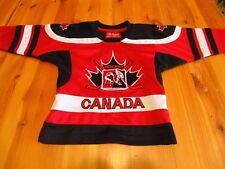 Canada Athletics Canada Hockey Jersey Size 2Y