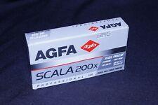 New listing Pro-pack Agfa Scala 200x 120 expired 2005 Monochrome Black & White Slide Film