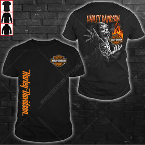 Harley-Davidson Motorcycles - Top Gift- Men's US 2D T-Shirt- Size S to 5XL