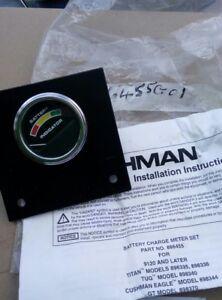 titan tug eagle indicator battery Charge Meter 886455g01 cushman ezgo ransomes