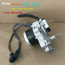 New Throttle Motor 7834-41-2002 Fit for Komatsu PC130-7 PC210-7 PC300-7 PC400-7