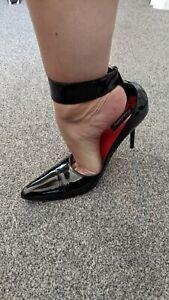 Sexy fetish high heels EROSELLA UK8.5 / EU42.5