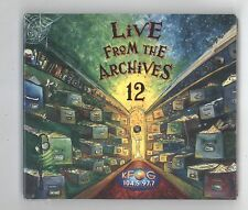 KFOG 2005 CD Live From The Archives 12 Los Lobos Steve Earle Train SEALED
