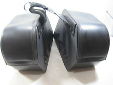 OEM Throw Over Saddlebags W/ Support Rails off 2010 Triumph America    #U5207