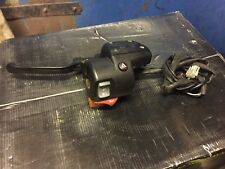 BMW 1150 GS ADVENTURER TWIN SPARK LEFT HAND SWITCH GEAR COMPLETE