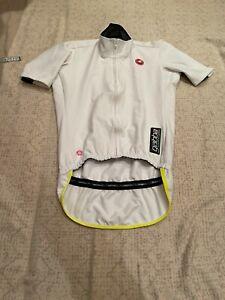 CASTELLI Cycling Jersey Wind Stopper BRAND NEW ORIGINAL SHORT SLEEVES SIZE L Men