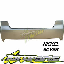 REPLACEMENT REAR BAR COVER SILVER SUIT VE COMMODORE HOLDEN SS SEDAN BUMPER SV6