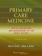 Primary Care Medicine: Office Evaluation and Management of the Adult Patient (P