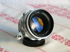 Carl Zeiss Jena 1Q Biotar 58mm F2.0 58 2 EXA BMPCC NEX A7 A7R 5D 6D 7D A6000 70D