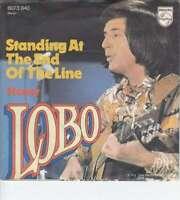 "Lobo - Standing At The End Of The Line (7"", Singl Vinyl Schallplatte - 14332"