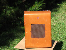 A Free edge Harry Cone 6 1/2'' Olison Rca Fr Background, Monitor Music System!