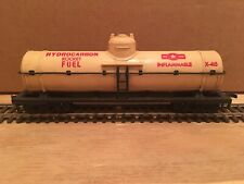 Ho Athearn Marx Tyco Hydrocarbon Rocket Fuel Tank Car #X-415 Inflammable