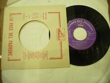 """LOLA FISHER"""" SIMATICO MIO AMOE-disco 45 giri VOCE PADRONE It 1962"""""""