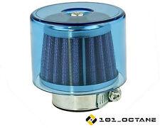 PIAGGIO NRG 50 Power DD LC 05-06 38mm Filtro Aire Libre Flujo Azul