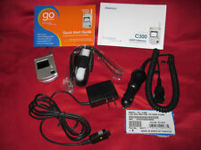 Pantech pg-c300 GSM 850 1800 1900 Tri Band Phone 2006 Complete Set Unlocked unit