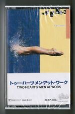 Sealed MEN AT WORK Two Hearts JAPAN CASSETTE 28.6P-303 Free S&H/P&P