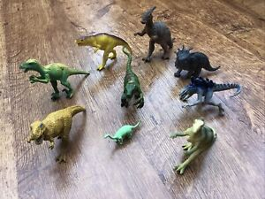 Children's dinosaur toy bundle