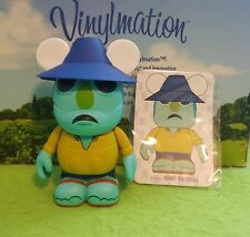 """DISNEY Vinylmation 3"""" Park Set 2 Muppets Zoot Band Leader with Card"""