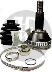 JAGUAR S-TYPE 2.5 PETROL REAR CV JOINT & ABS RING 2002>ONWARDS