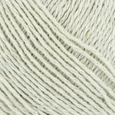 ROWAN denim revive DK knitting yarn shade 210 cream