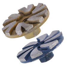 2 Set Diamond Segment Grinding Cup Wheel Disc Grinder Concrete Granite Stone