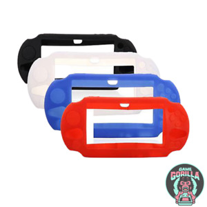 Silicone Cover Skin for Sony PS Vita 2000 Gel Case Protector Extra Grip