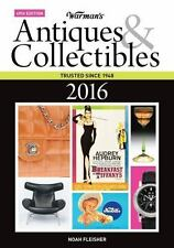 Warman's Antiques & Collectibles 2016 Price Guide-ExLibrary