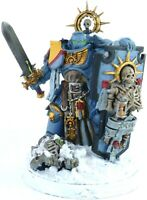 Warhammer 40k Space Marines Primaris Indomitus Space Wolves Captain