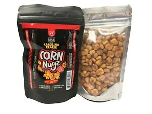 Carolina Reaper Corn Nuts with Moruga Scorpion, 7-Pot Brain Strain & Ghost
