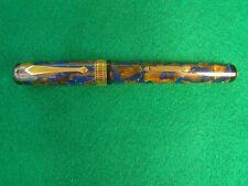 Turquoise Waterman Patrician Fountain Pen, ca1930.  PRICE CUT!