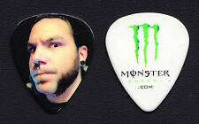 Shinedown Ryan Zilla Guitar Tech Photo Guitar Pick - 2013 Tour