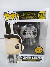 Pop! Disney: Pirates of the Caribbean Captain Salazar Chase #274 Funko