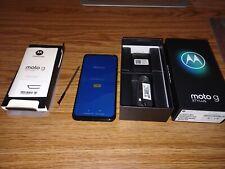 New listing Motorola Moto G Sylus - 128Gb - Mystic Indigo (Metro) (Single Sim) Gsm Unlocked