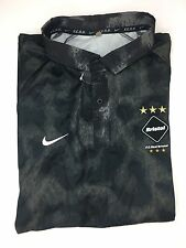 AUTHENTIC NIKE FC REAL BRISTOL GAME JERSEY CAMO GREEN MENS SIZE LARGE