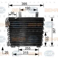 HELLA Kondensator, Klimaanlage 8FC 351 035-621 BMW
