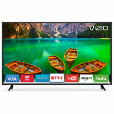 """VIZIO D-Series D55-E0 55"""" 4K UHD Smart LED TV Netflix Hulu Apps WiFi D55E0"""