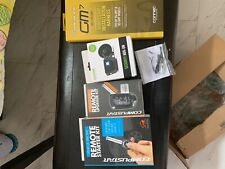 Compustar remote starter kit, alarm with remote upgrade kit, Gm7 harness and dro