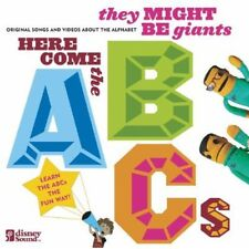 They Might Be Giants - Here Come the Abc's [New CD] With DVD