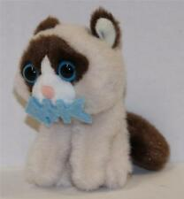 GUND Blind Box Series 1 Plush KEY-CHAIN GRUMPY CAT WITH FISH
