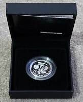 Royal Mint 2013 Floral England Piedfort £1 One Pound Silver Proof Coin Box COA