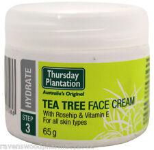 Thursday Plantation Tea Tree Face Cream for Acne 65g ::Antibacterial::